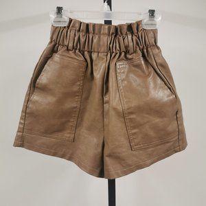 Fashion Nova High Rise Shorts
